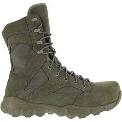 Men's Dauntless Air Force 8 in Composite Toe Tactical Work Boots