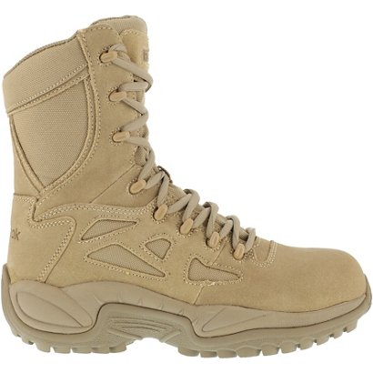 ... Reebok Men s Rapid Response 8 in Tactical Composite Toe Work Boots. Men s  Tactical Boots. Hover Click to enlarge ed5e31f45