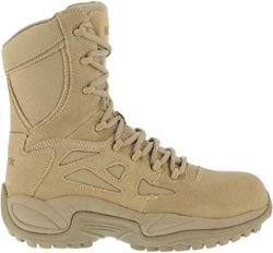 Women's Rapid Response 8 in Tactical Work Boots
