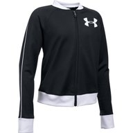 Under Armour Girls' Rival Track Jacket