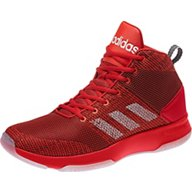 adidas Men's Neo Cloudfoam Ignition Mid-Top Basketball Shoes