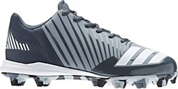 adidas Youth Icon MD K Baseball/Softball Cleats