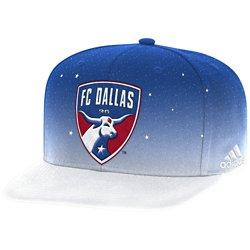 adidas Men's FC Dallas Snapback Cap