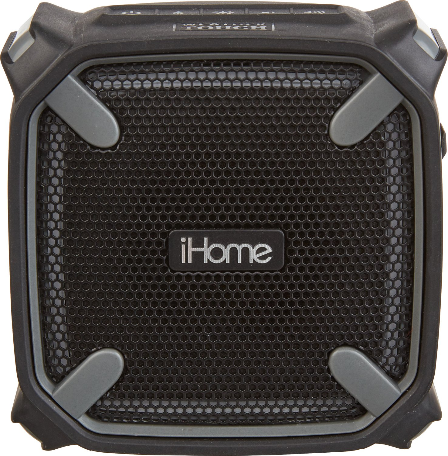 Ihome Bluetooth Portable Speaker: IHome Portable Waterproof Shockproof Bluetooth Speaker With Accent Light