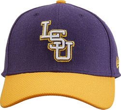 New Era Men's Louisiana State University Change Up Redux 39THIRTY Cap