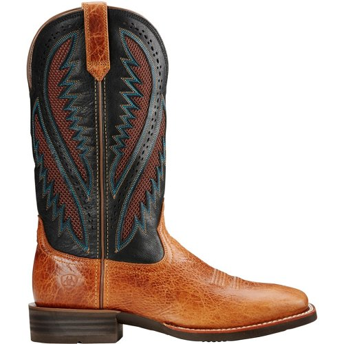 Ariat Men's Quickdraw VentTEK Square Toe Roper Boots