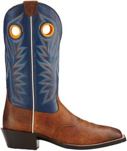 Ariat Men's Sport Outrider Square Toe Roper Boots