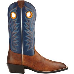 Men's Sport Outrider Roper Western Boots