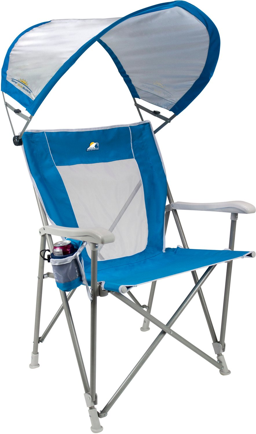 GCI Outdoor Waterside SunShade Captainu0027s Chair