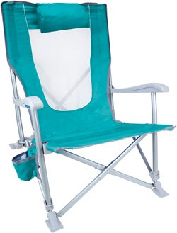 Waterside Sun Recliner Beach Chair