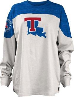 Three Squared Juniors' Louisiana Tech University Cannondale Long Sleeve T-shirt