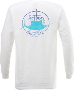 Men's Original Fin Long Sleeve T-shirt