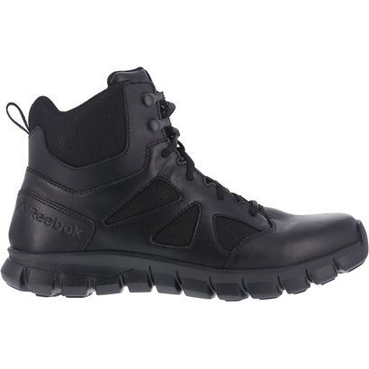 c97acce3226 ... Reebok Men s SubLite Cushion 6 in Tactical Work Boots. Men s Tactical  Boots. Hover Click to enlarge