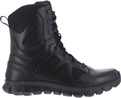 Men's SubLite Cushion 8 in Waterproof Tactical Work Boots