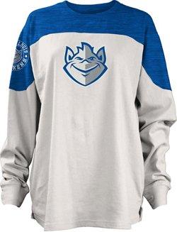 Three Squared Juniors' Saint Louis University Cannondale Long Sleeve T-shirt