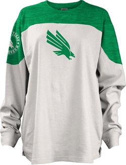 Three Squared Juniors' University of North Texas Cannondale Long Sleeve T-shirt