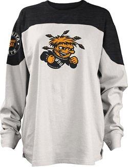Three Squared Juniors' Wichita State University Cannondale Long Sleeve T-shirt