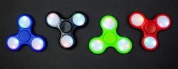 Omega Ultimate LED Spinner