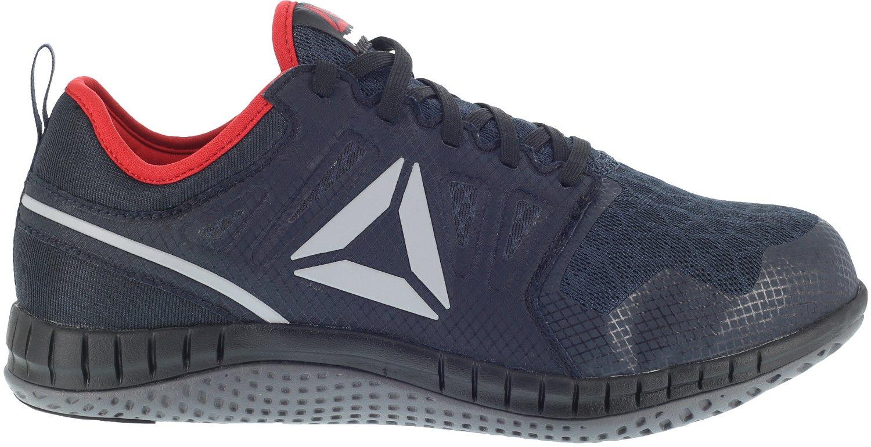 511ed1aec3c Reebok ZPRINT WORK Athletic Steel Toe Slip Resistant Work Shoes ...