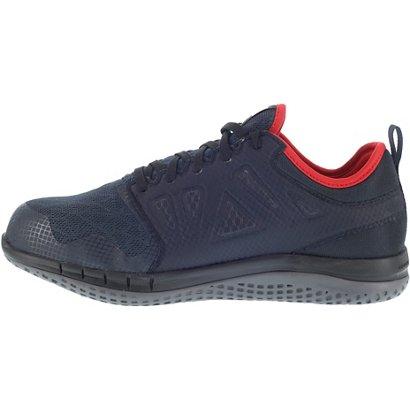de63a52080 Reebok ZPRINT WORK Athletic Steel Toe Slip Resistant Work Shoes ...