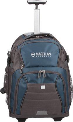 Magellan Outdoors Summit Wheeled Backpack