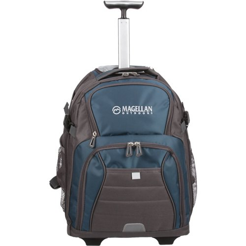 Magellan Outdoors Summit Wheeled Backpack