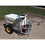 Angler's Fish-n-Mate® Fishing Cart