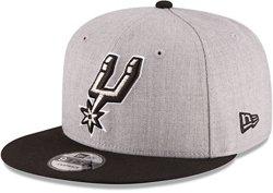 New Era Men's San Antonio Spurs 9FIFTY 2T Snapback Cap