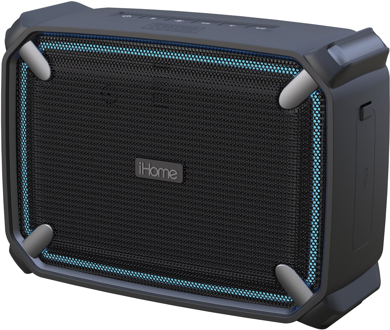 Speakers Bluetooth Wireless Portable Speaker Jbl Charge Mini 2 Plus Smartphone Aux Display Product Reviews For Ihome Stereo With Accent Light