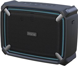 iHome Bluetooth Stereo Speaker with Accent Light