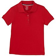 Girls' Polo Tops