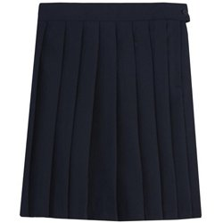 Girls' Plus Size Pleated Skirt