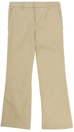 French Toast Girls' Plus Adjustable Waist Pant