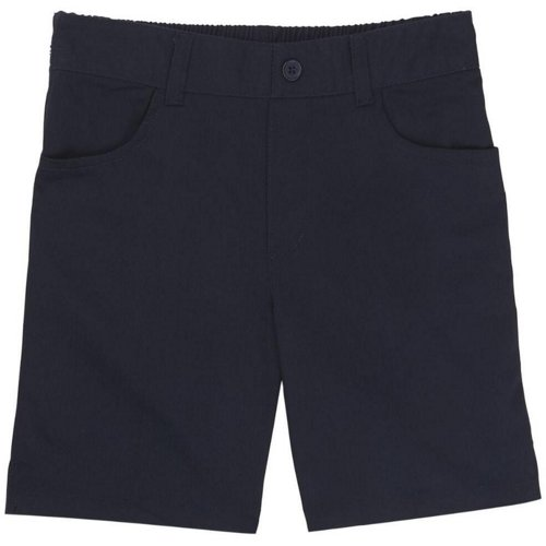 French Toast Girls' Plus Size Pull-On Short