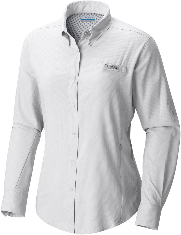 b63da79c5a9 Columbia Sportswear Women's PFG Tamiami II Plus Size Long Sleeve Shirt    Academy