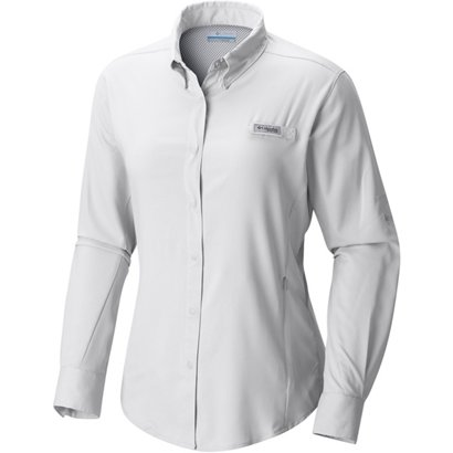 357c082dfcc ... Columbia Sportswear Women s PFG Tamiami II Plus Size Long Sleeve Shirt. Plus  Size Tops. Hover Click to enlarge