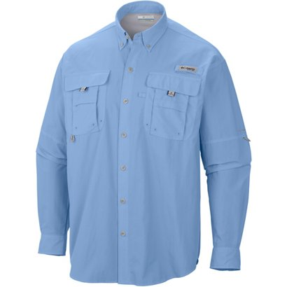 af72d9b4dab ... Columbia Sportswear Men's Performance Fishing Gear Bahama II Big & Tall  Long Sleeve Button Down Shir. Men's Shirts. Hover/Click to enlarge
