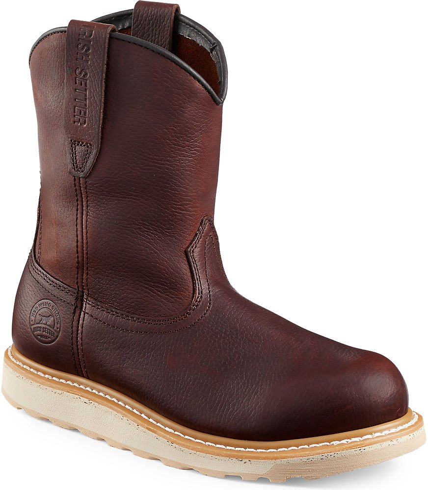416014896cb Irish Setter Men's 9 in Ashby Wellington Work Boots