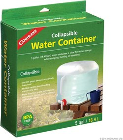 Coghlan's 5 gal Collapsible Water Container