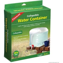 5 gal Collapsible Water Container