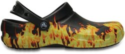 Men's Bistro Flames Work Clogs