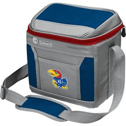 University of Kansas 9-Can Cooler
