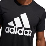 adidas Men's Badge of Sport Classic T-shirt - view number 1