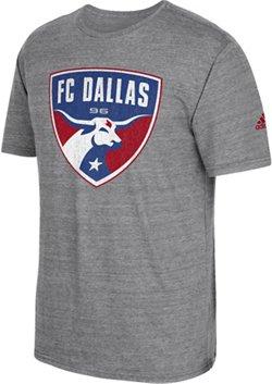 adidas Men's FC Dallas Vintage Too T-shirt