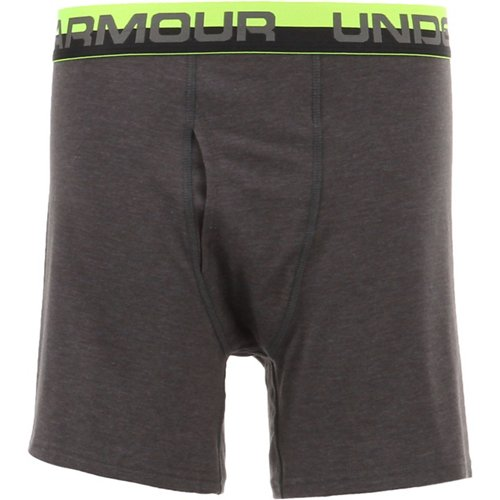 Under Armour Boys' Boxer Briefs 2-Pack