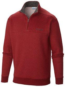 Columbia Sportswear Men's Hart Mountain II Big & Tall 1/2 Zip Pullover