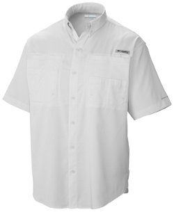 Columbia Sportswear Men's Performance Fishing Gear Tamiami II Big & Tall Short Sleeve Shirt