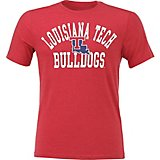 Colosseum Athletics Men's Louisiana Tech University Vintage T-shirt