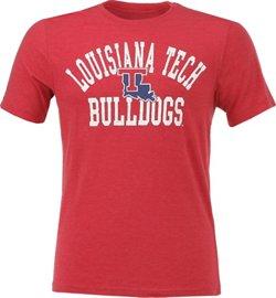 Colosseum Athletics Men's Louisiana Tech University Vintage T-shirt