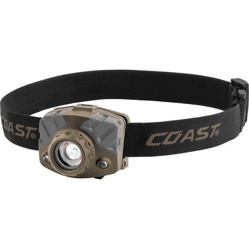 Coast Dual-Color LED Headlamp